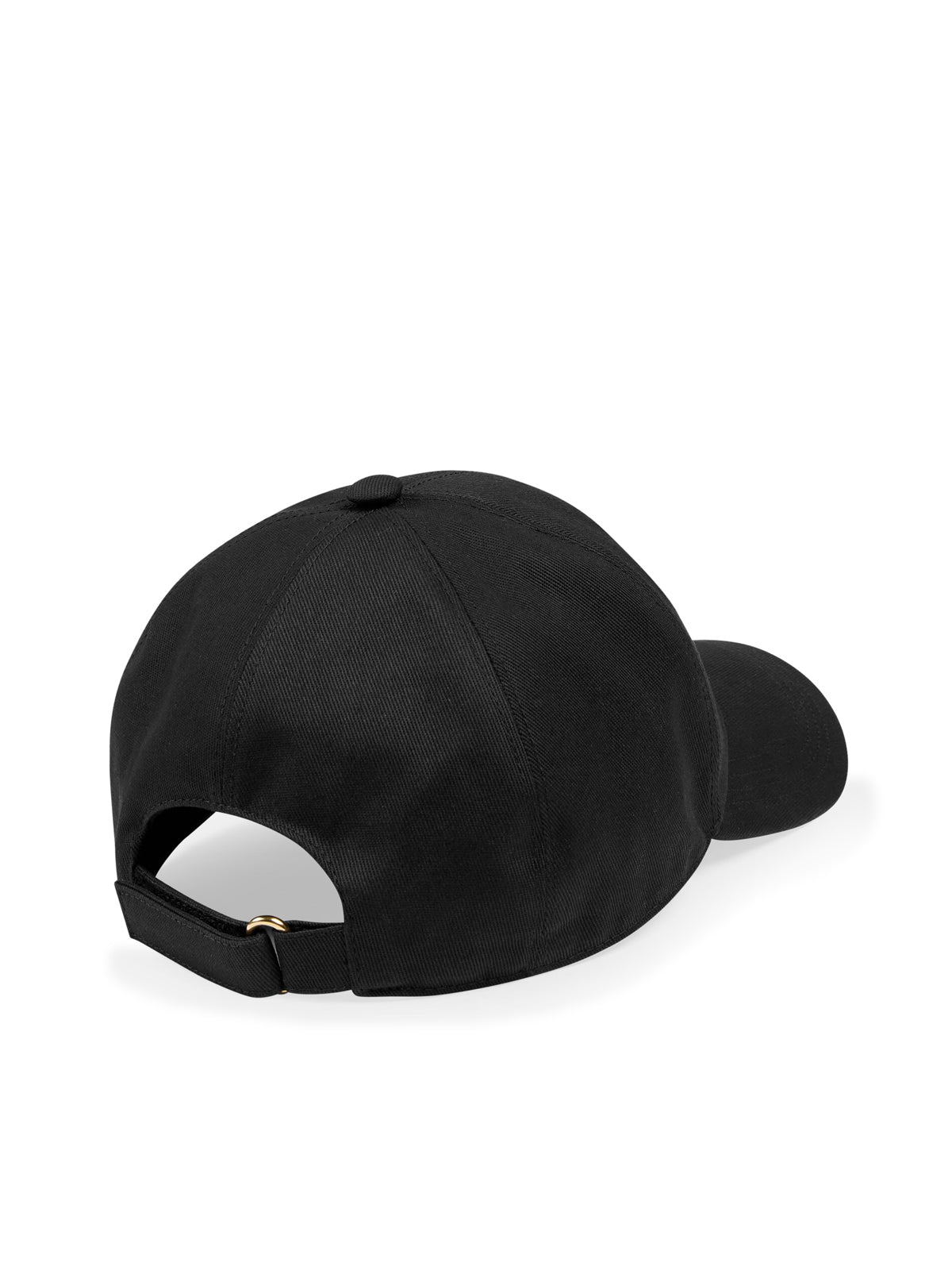 Baseball cap with application