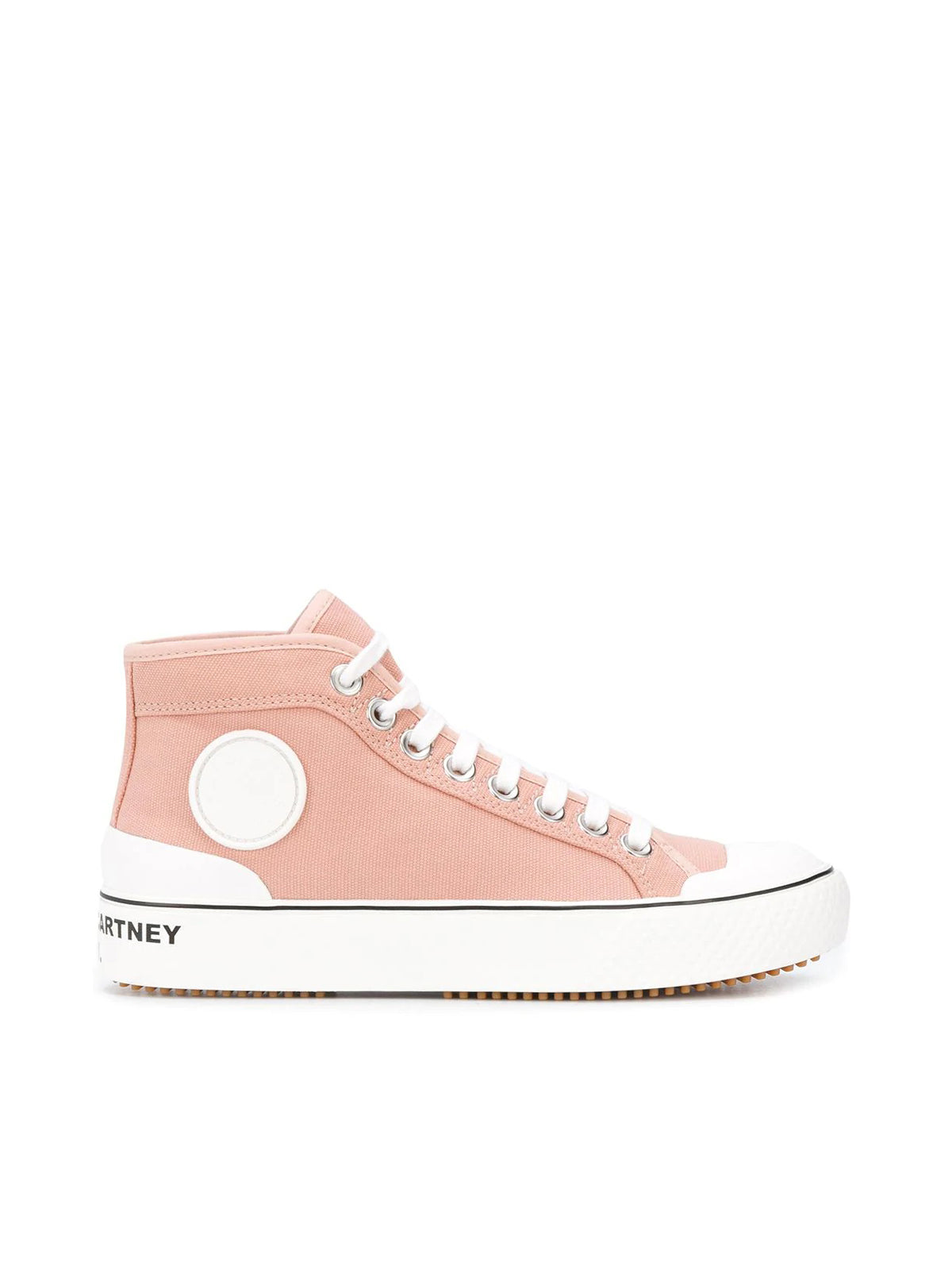 Stella logo high-top sneakers