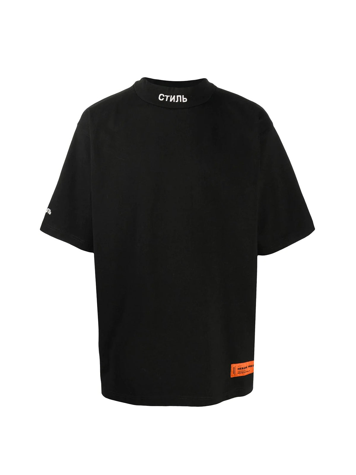 logo oversized T-shirt