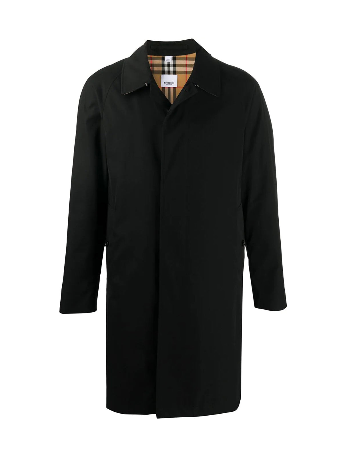 Camden single-breasted coat