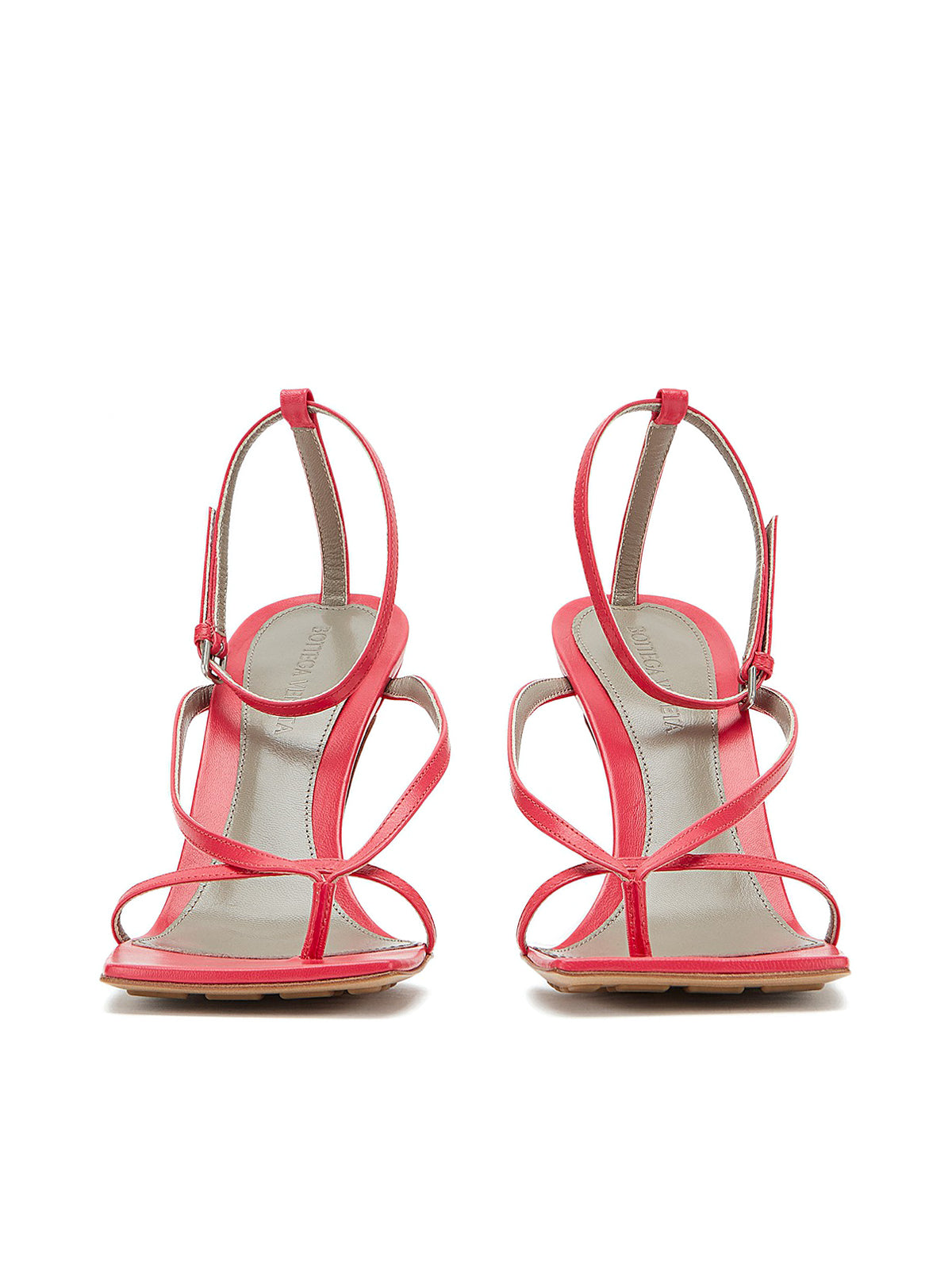95mm leather sandals