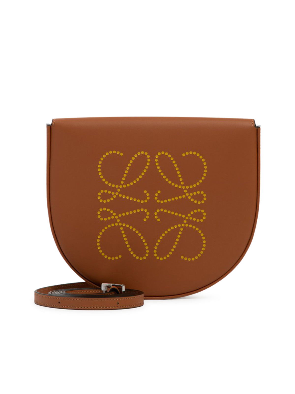 Tan Heel bag