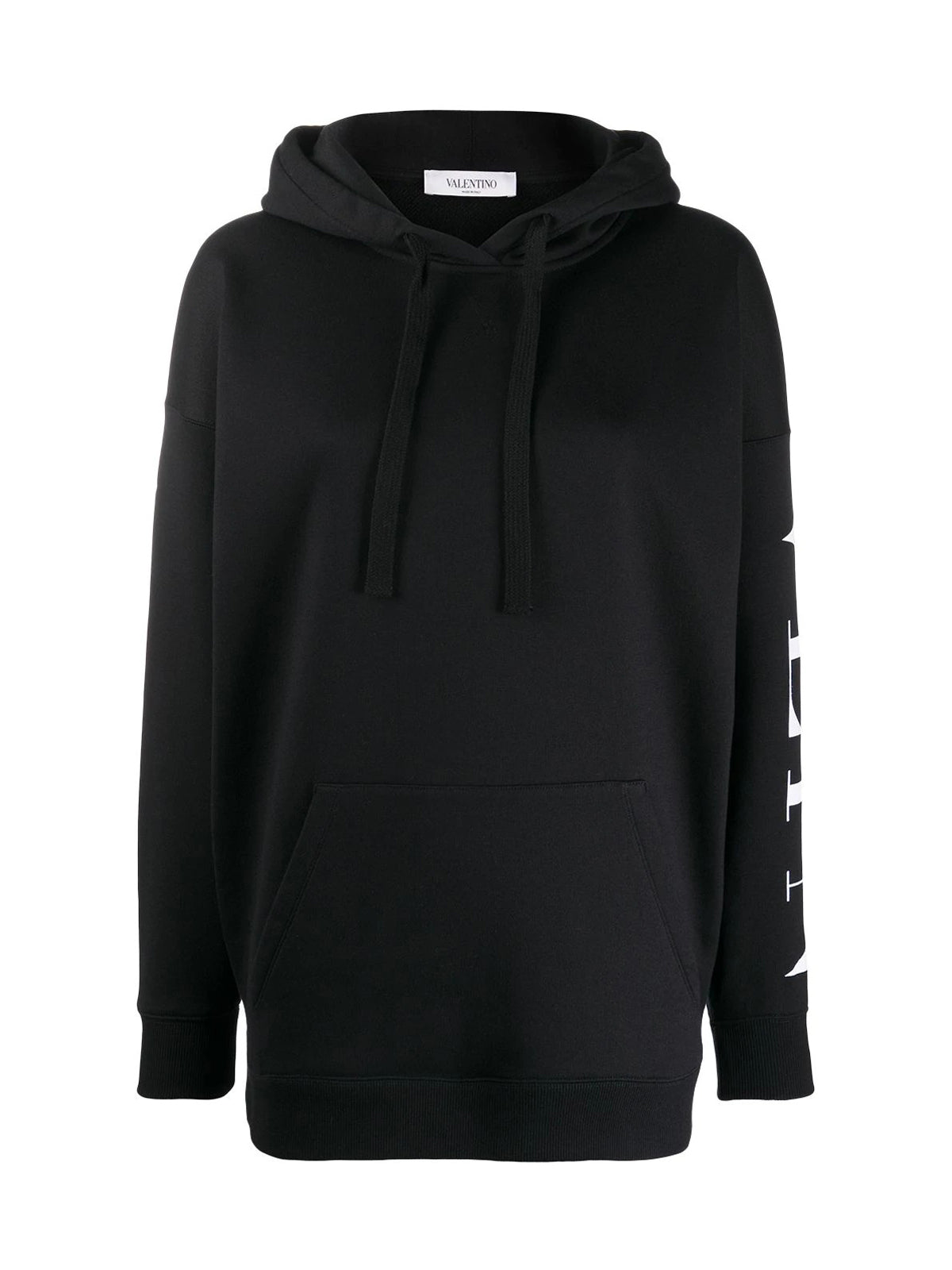 VLTN relaxed-fit hoodie