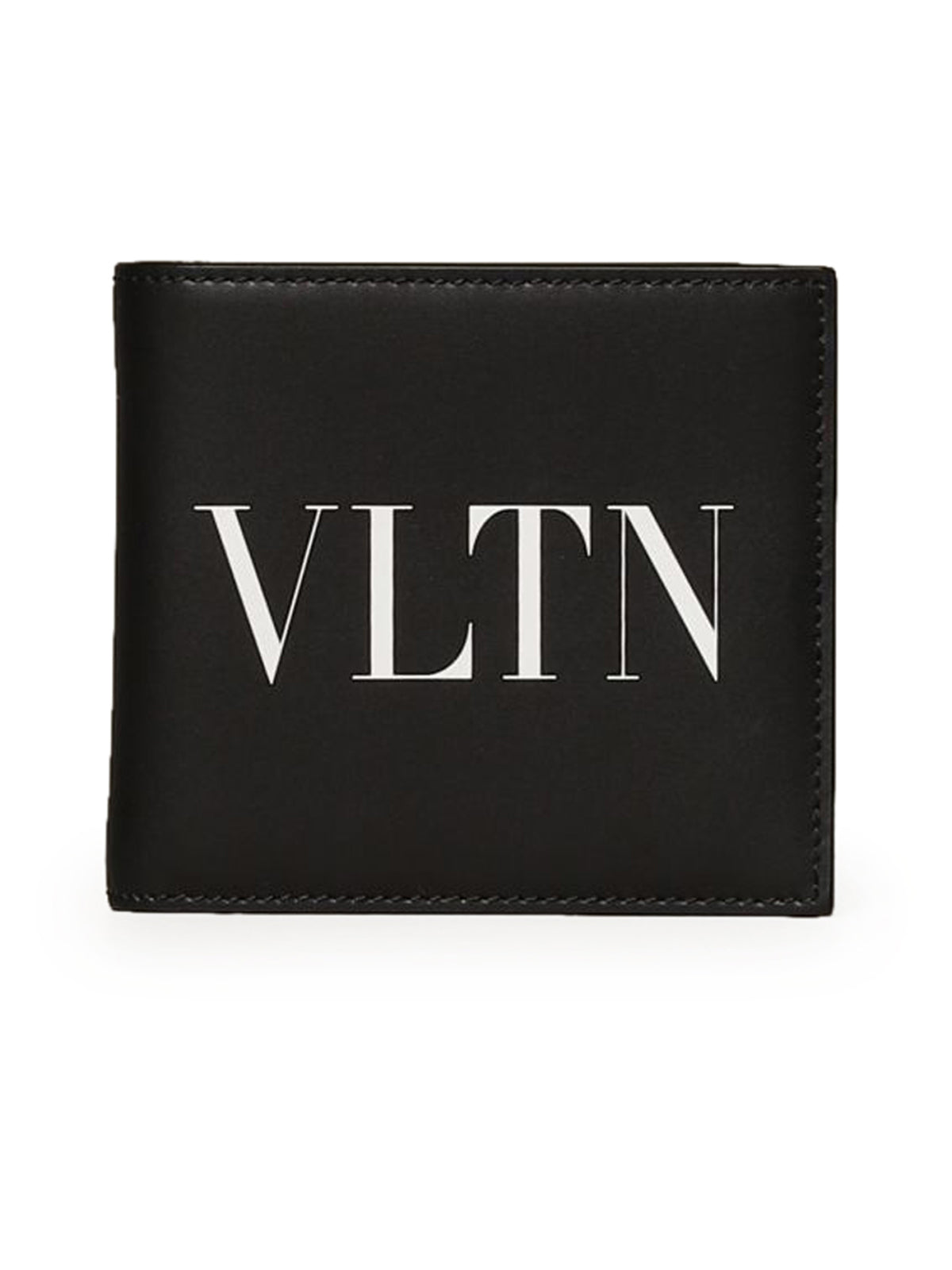 VLTN leather bifold wallet