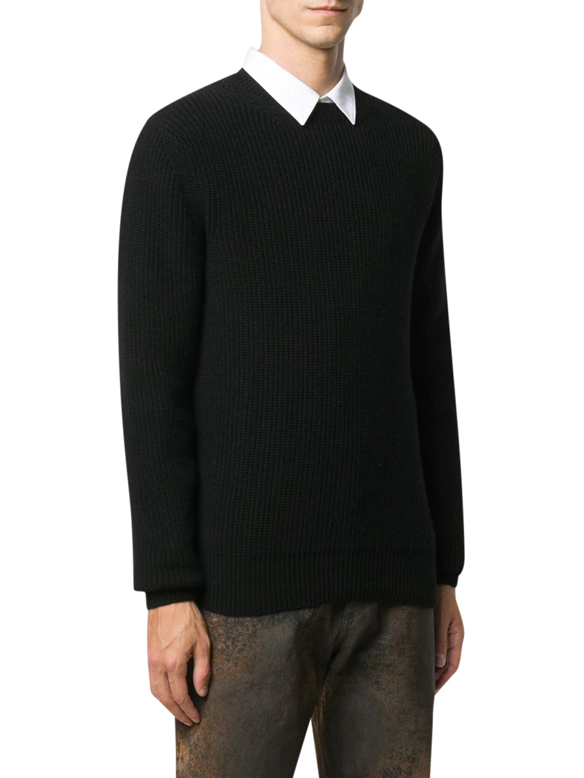 Round-neck sweater
