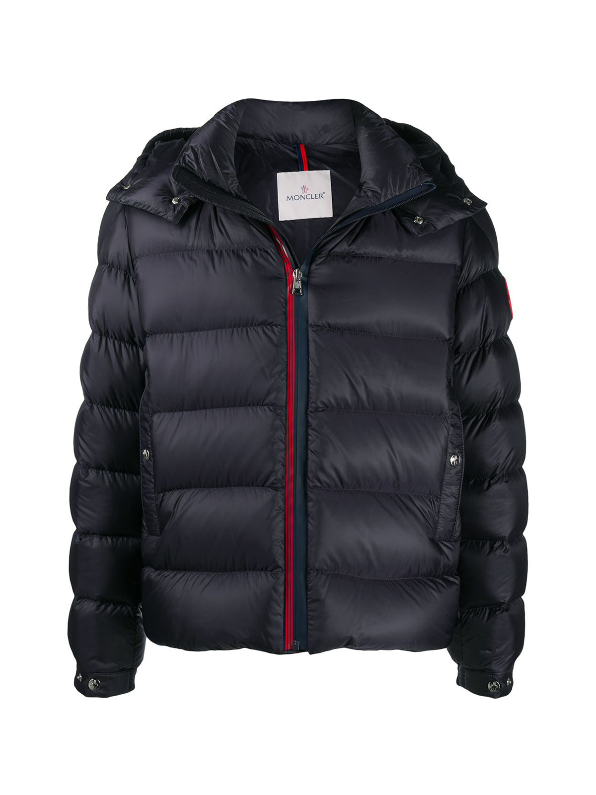 Navy blue arves down jacket