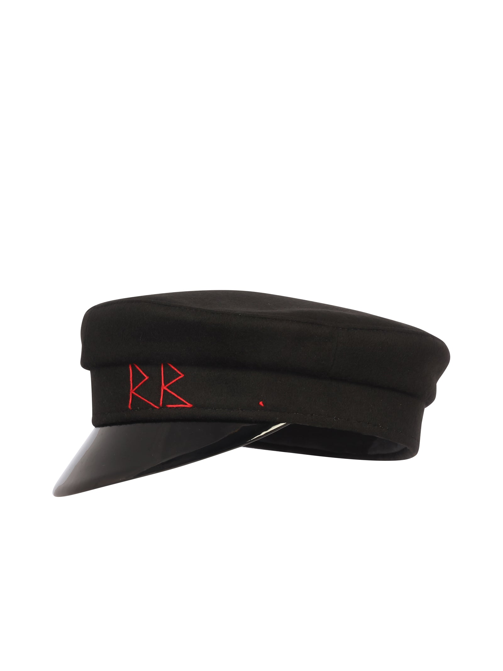logo stitch baker boy hat