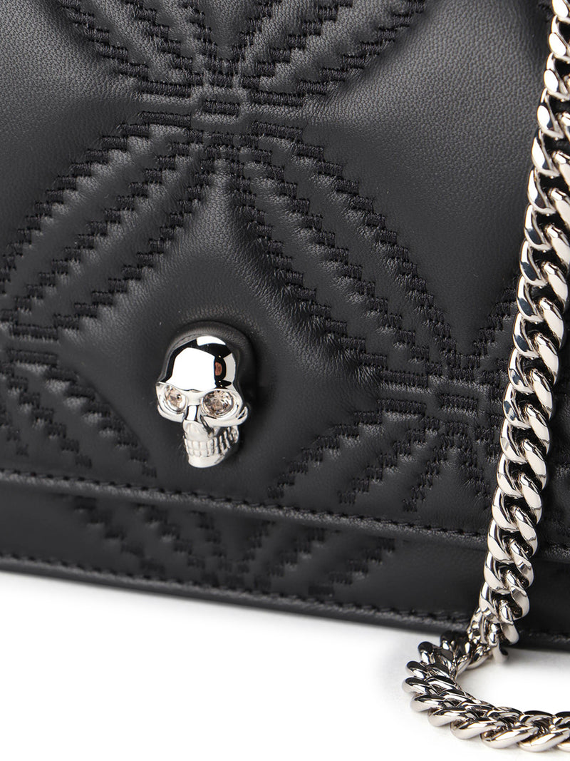 mini bag with skull