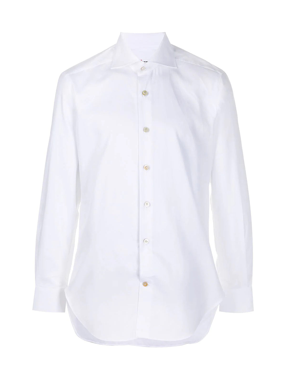 Shirt with French collar