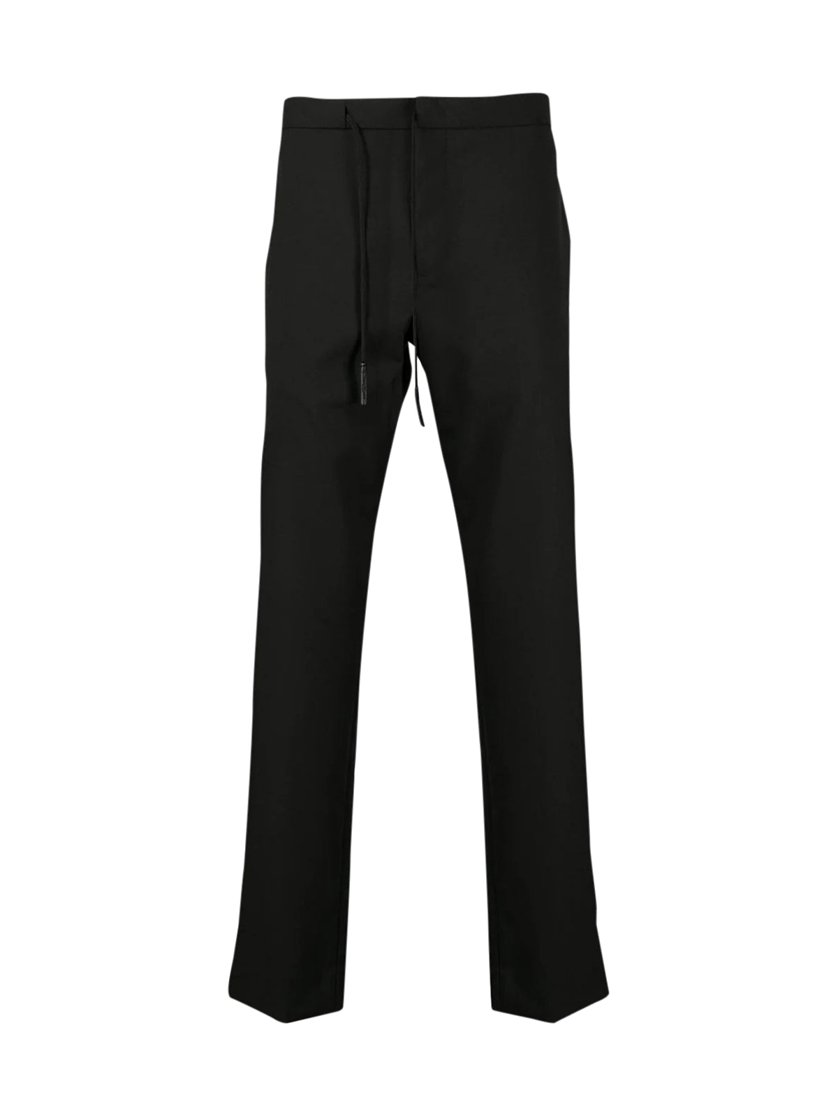 four stitch detail tailored trousers