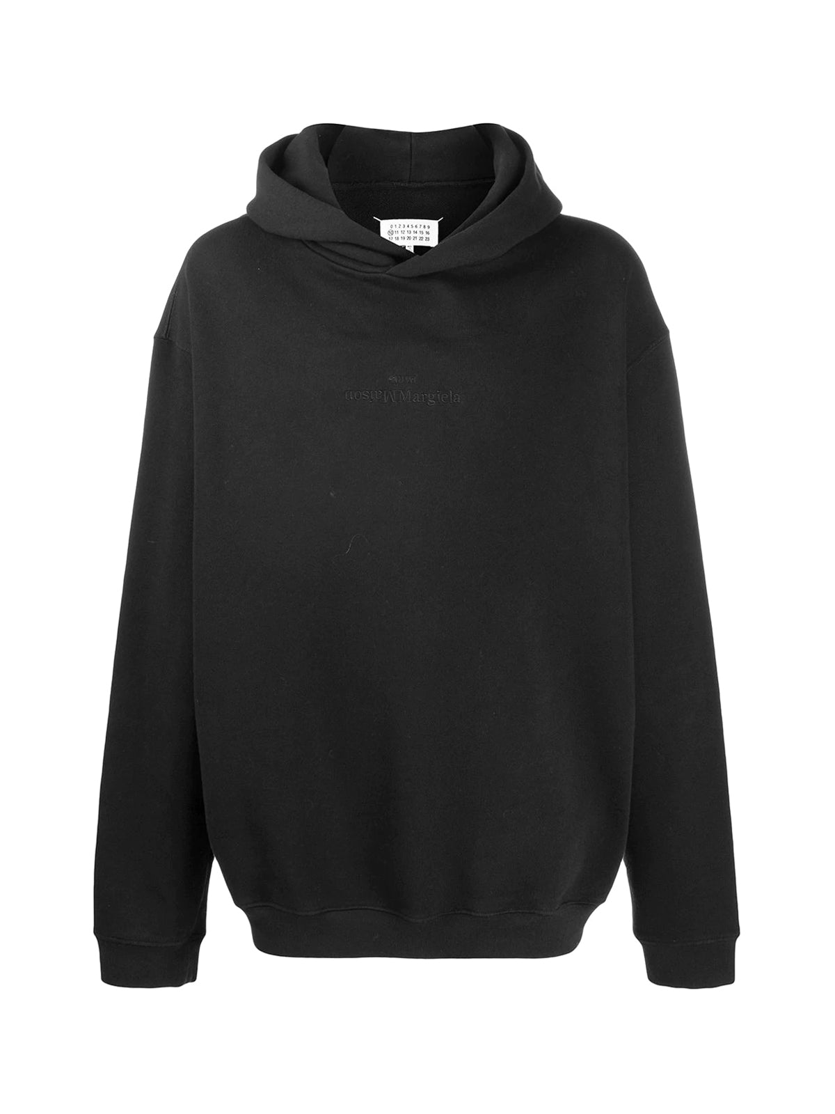 Embroided hoodie