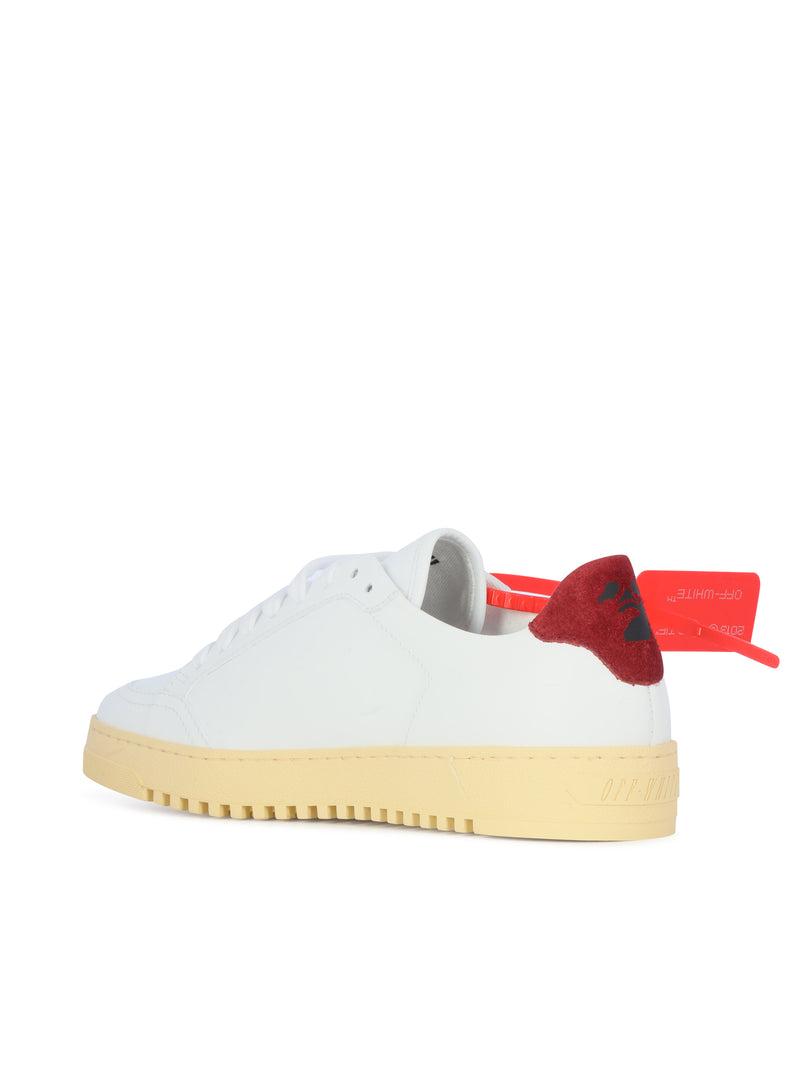 White leather 2.0 sneakers