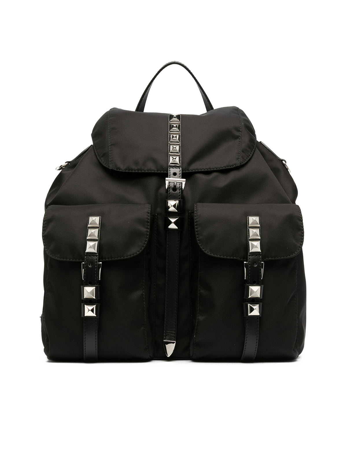 Backpack with application