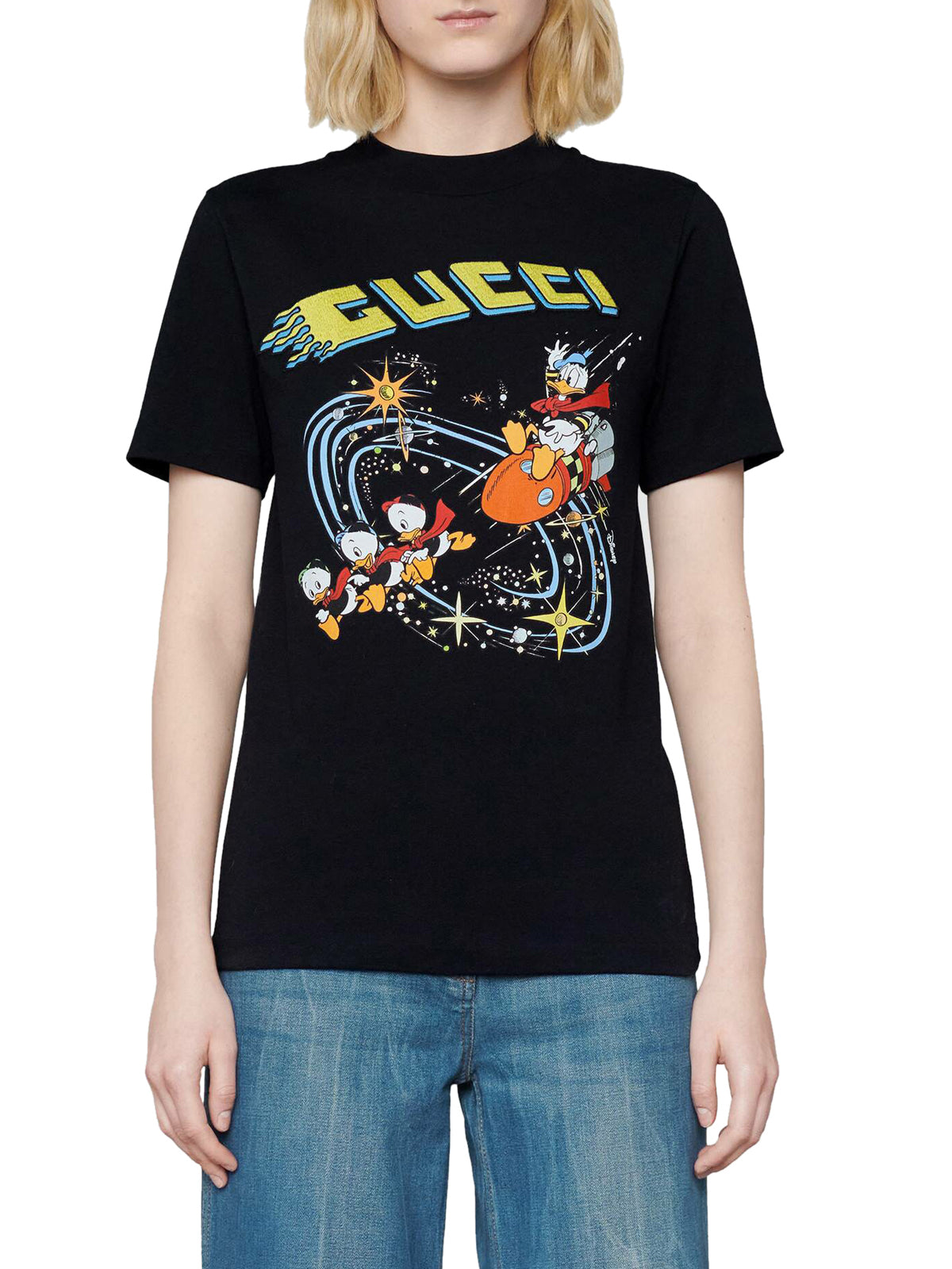 T-shirt Donald Duck Disney x Gucci