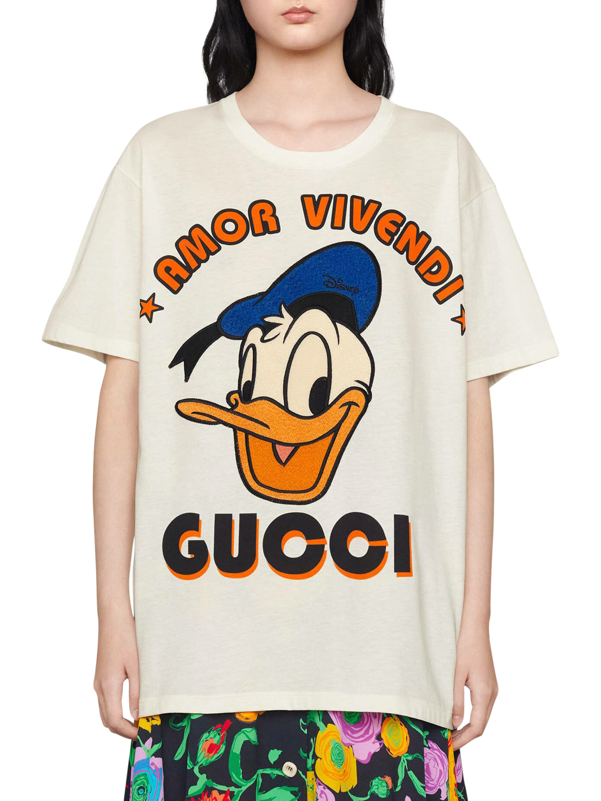 Disney x Gucci Donald Duck T-shirt
