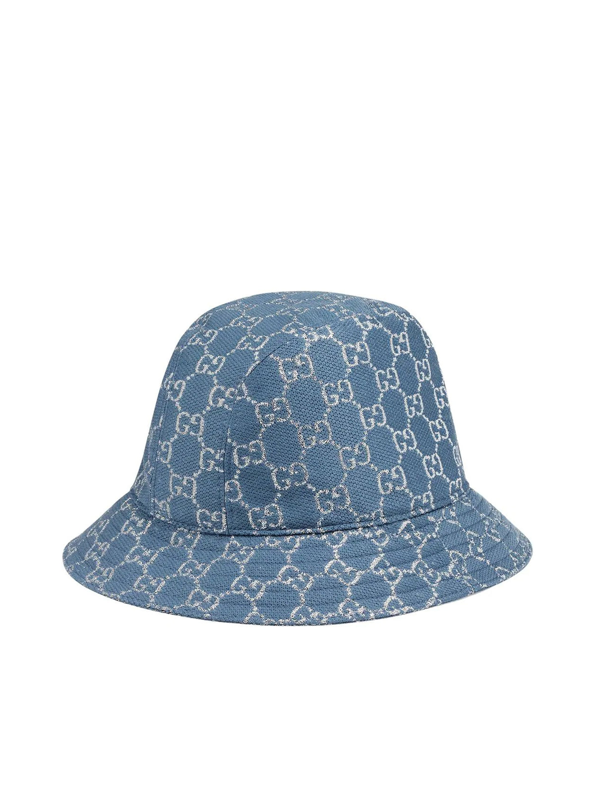 GG lamé bucket hat