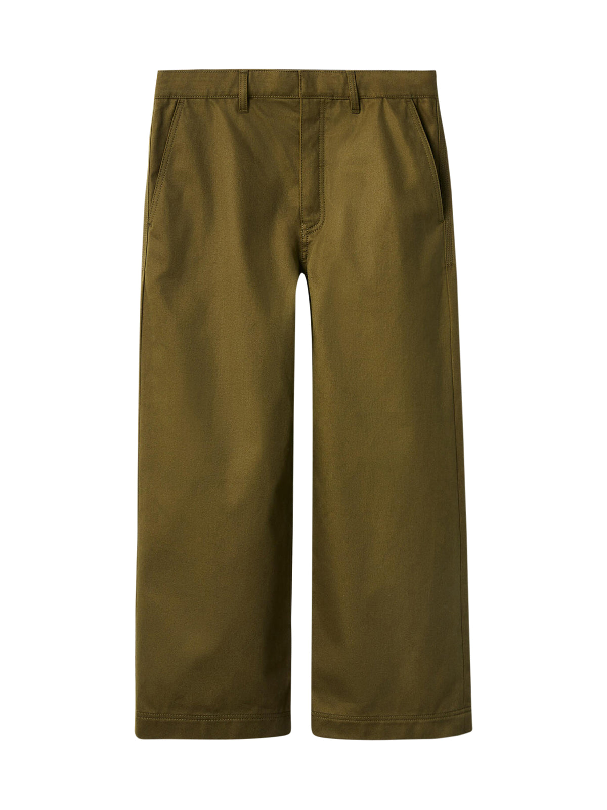 Workwear trouser in cotton