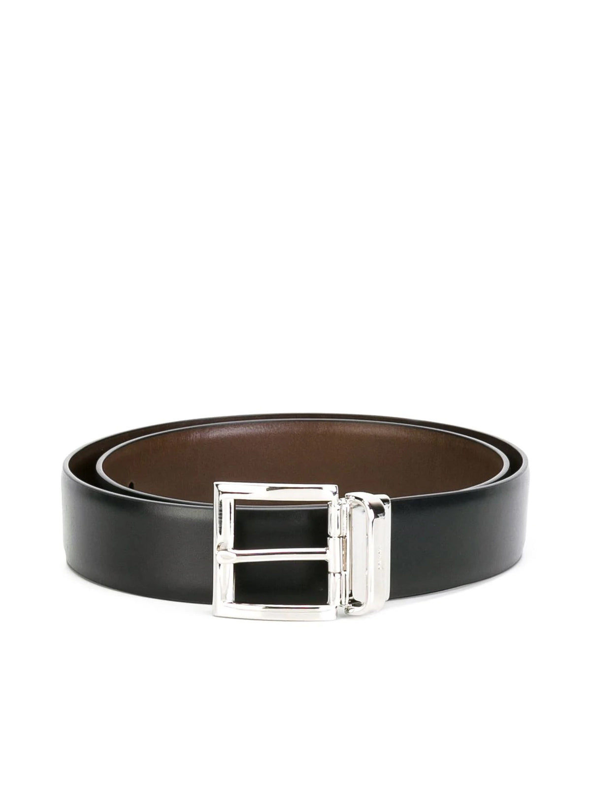 reversible buckle belt