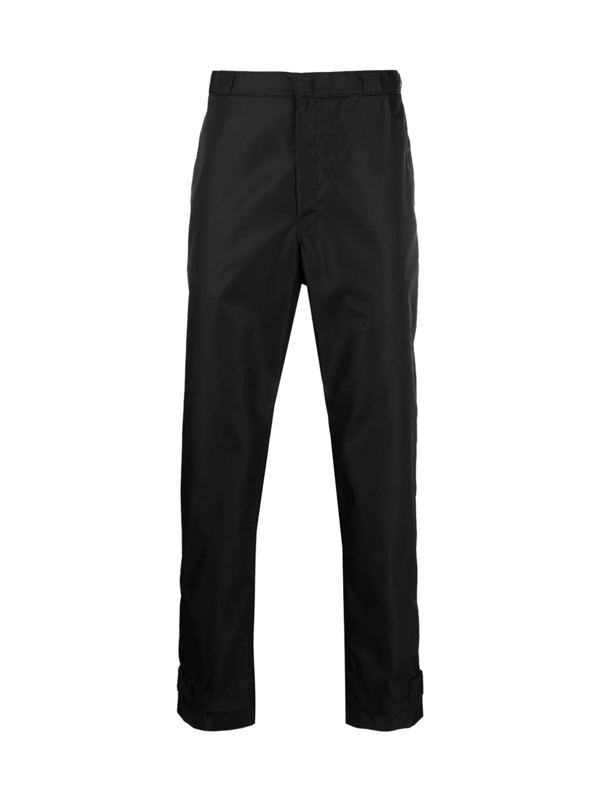 tailored style track trousers