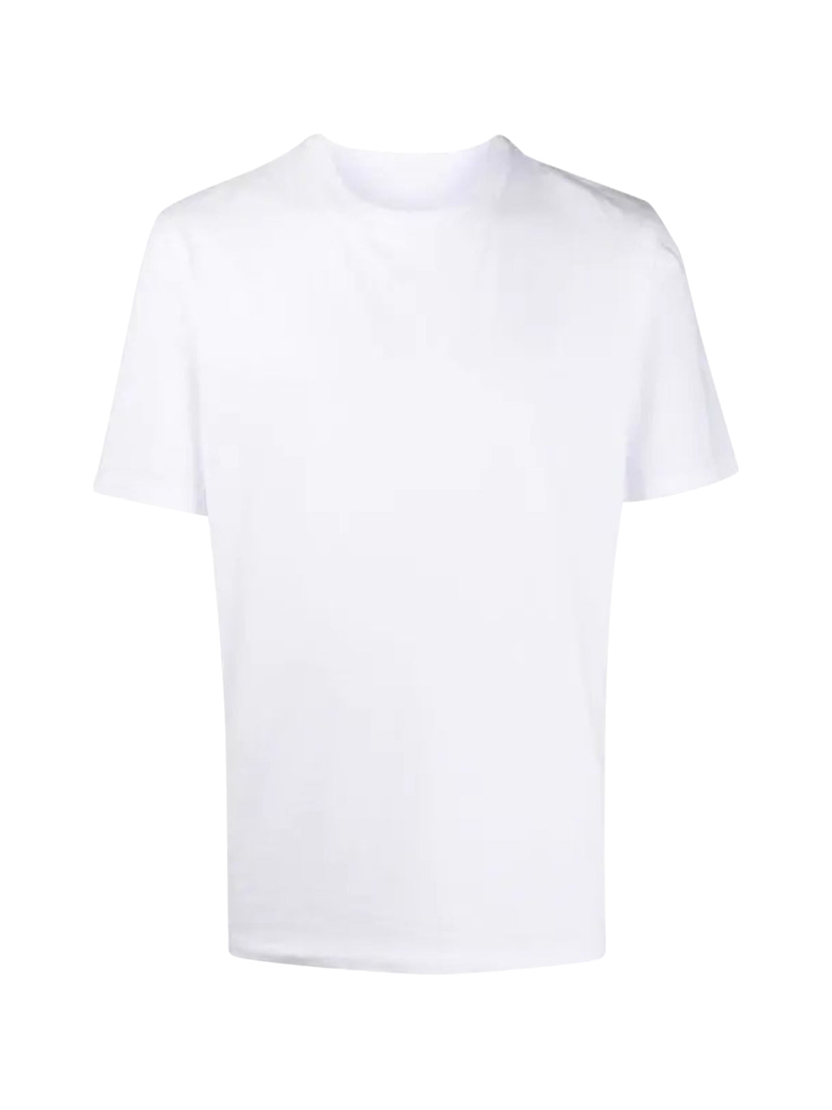short-sleeve cotton T-shirt