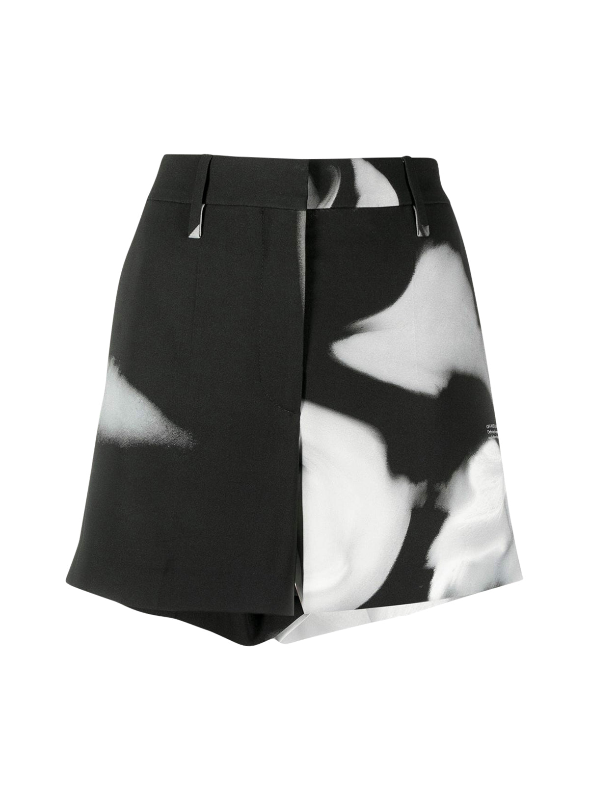 Liquid Melt tailored shorts