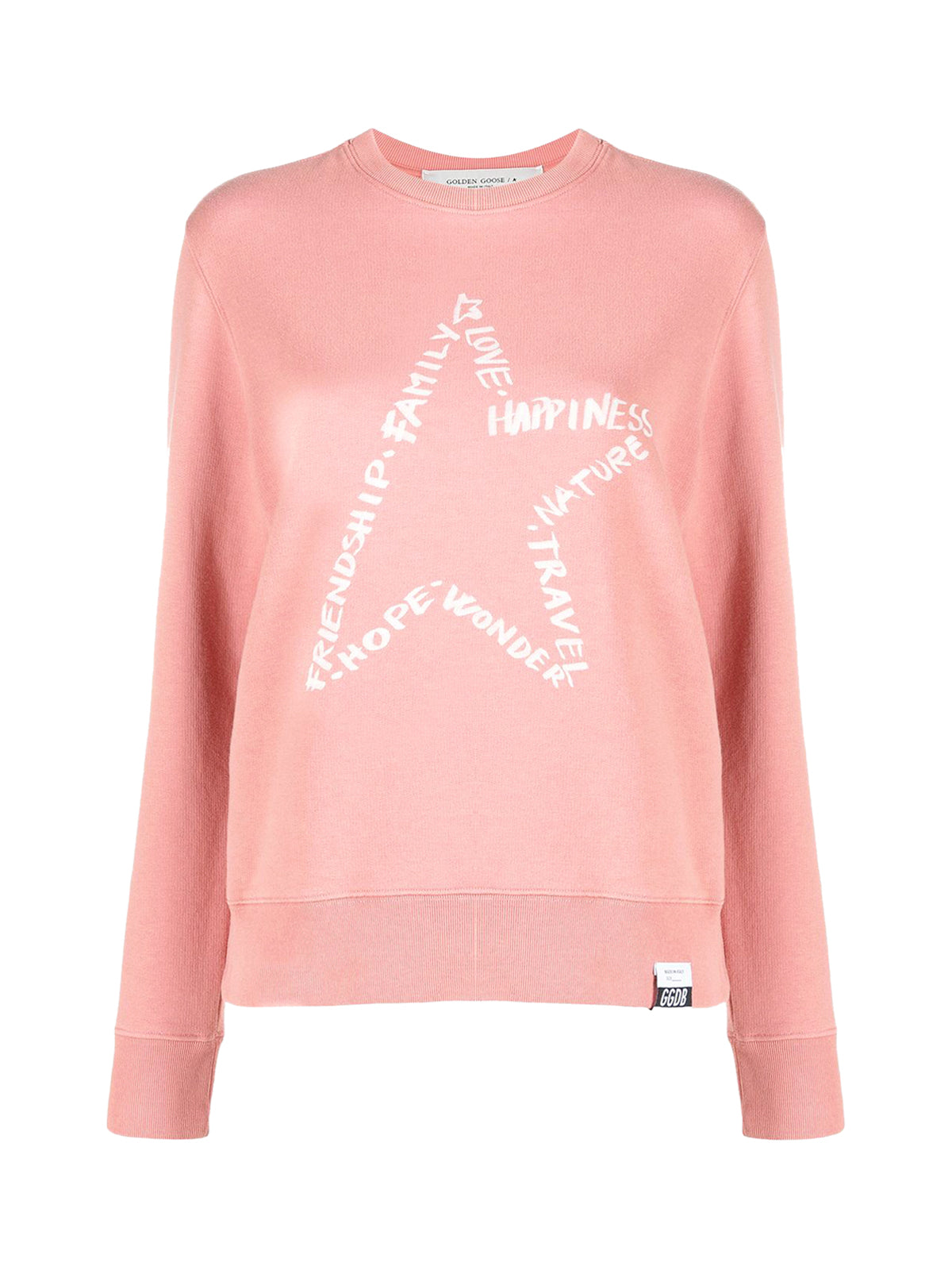 "Sweatshirt ""Athena"" with print"