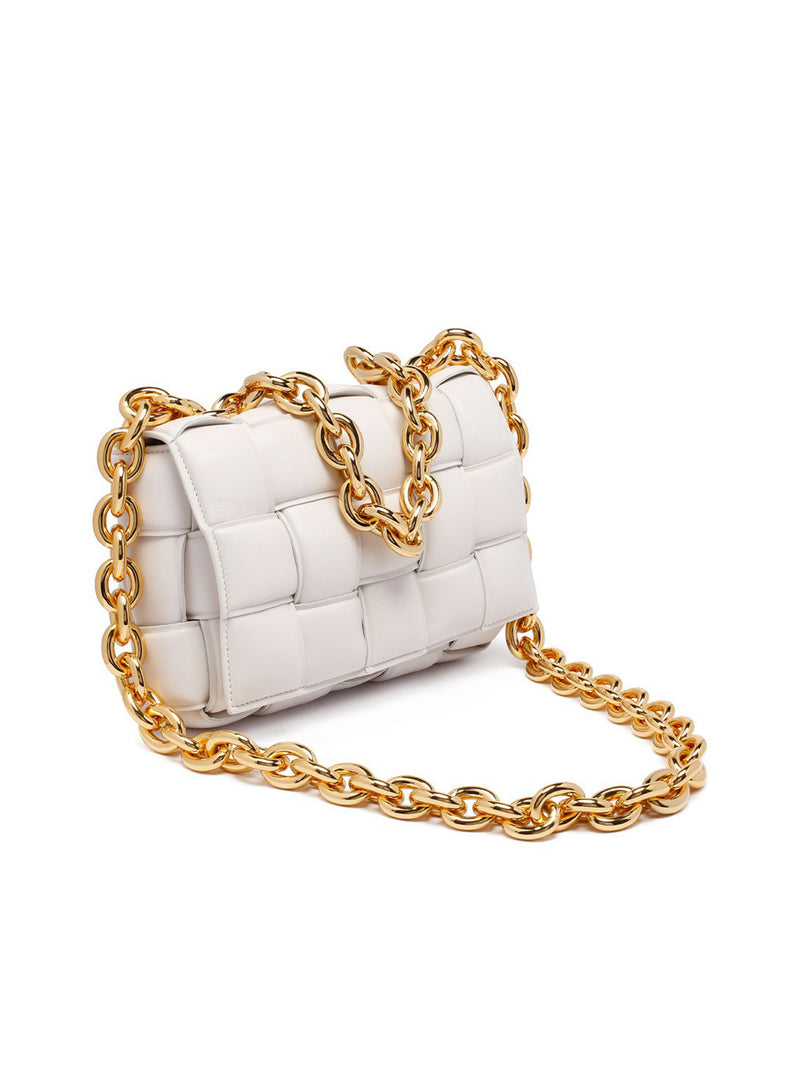 The Chain Casette bag