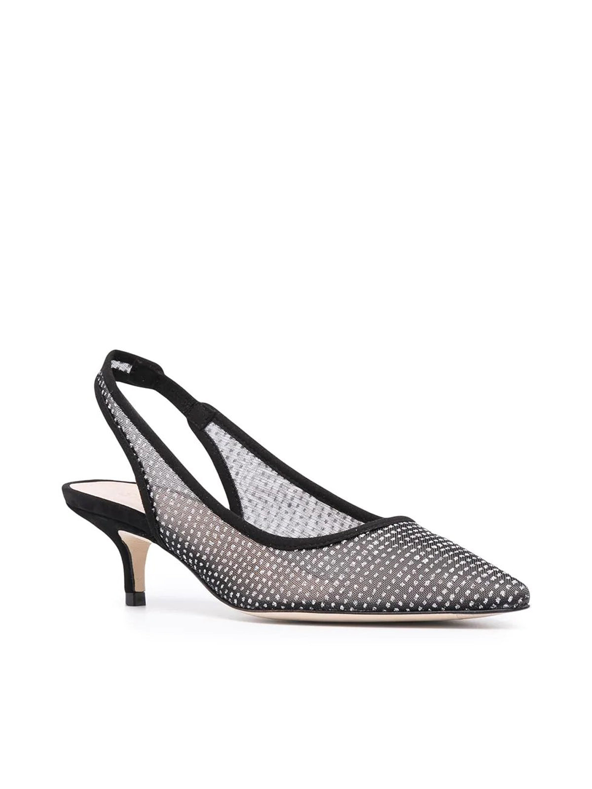 pointed slip-on pumps