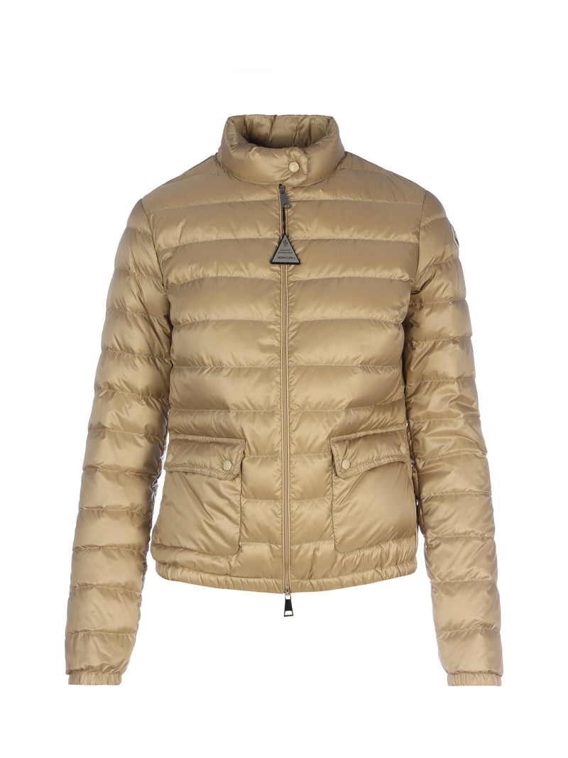 DOWN JACKET WITH APPLICATION