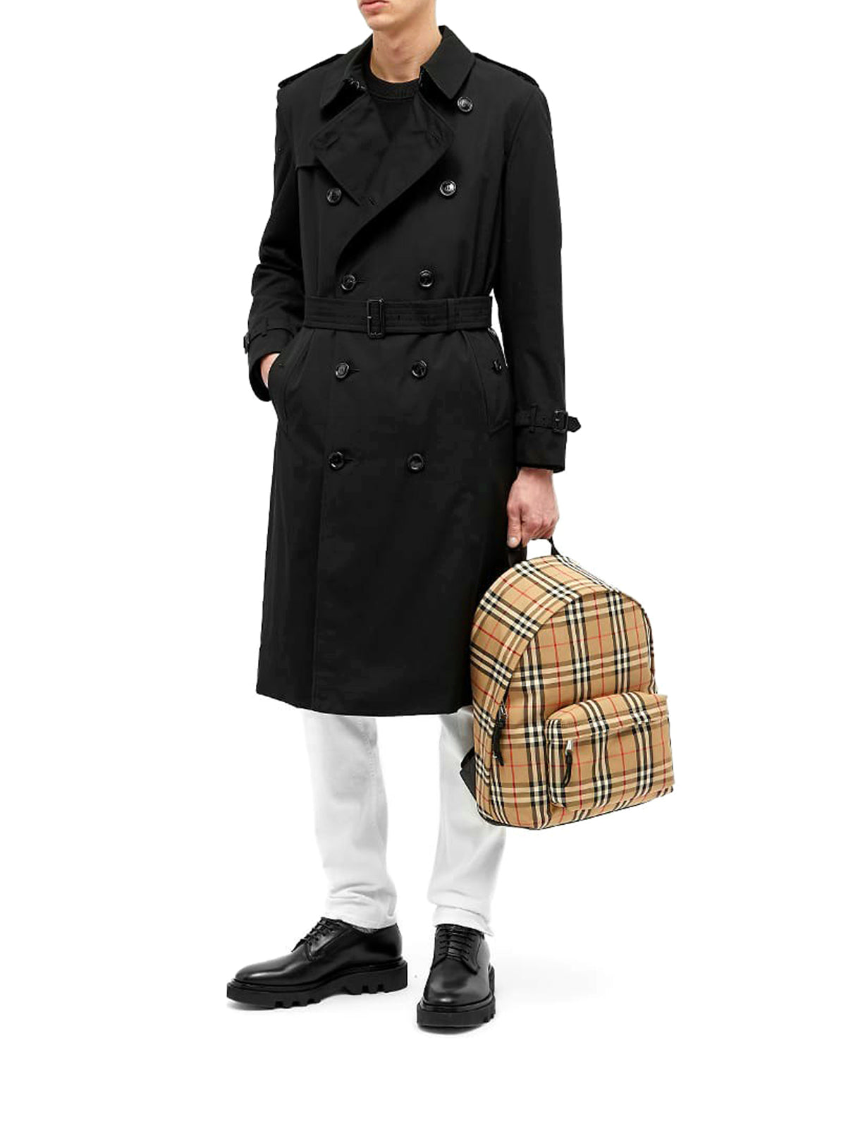 """KENSINGTON"" LONG trench"