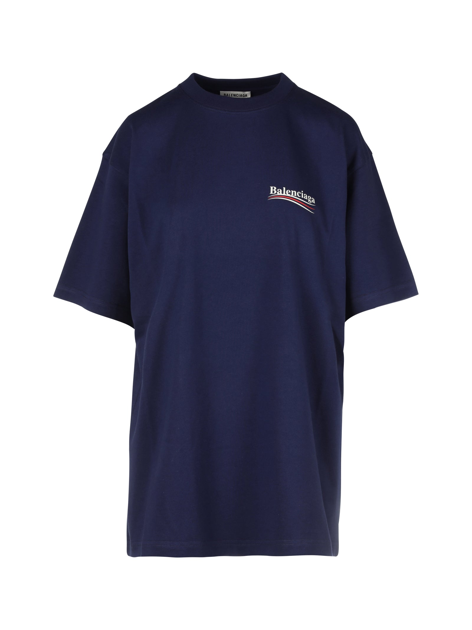 Balenciaga cotton t-shirt with logo