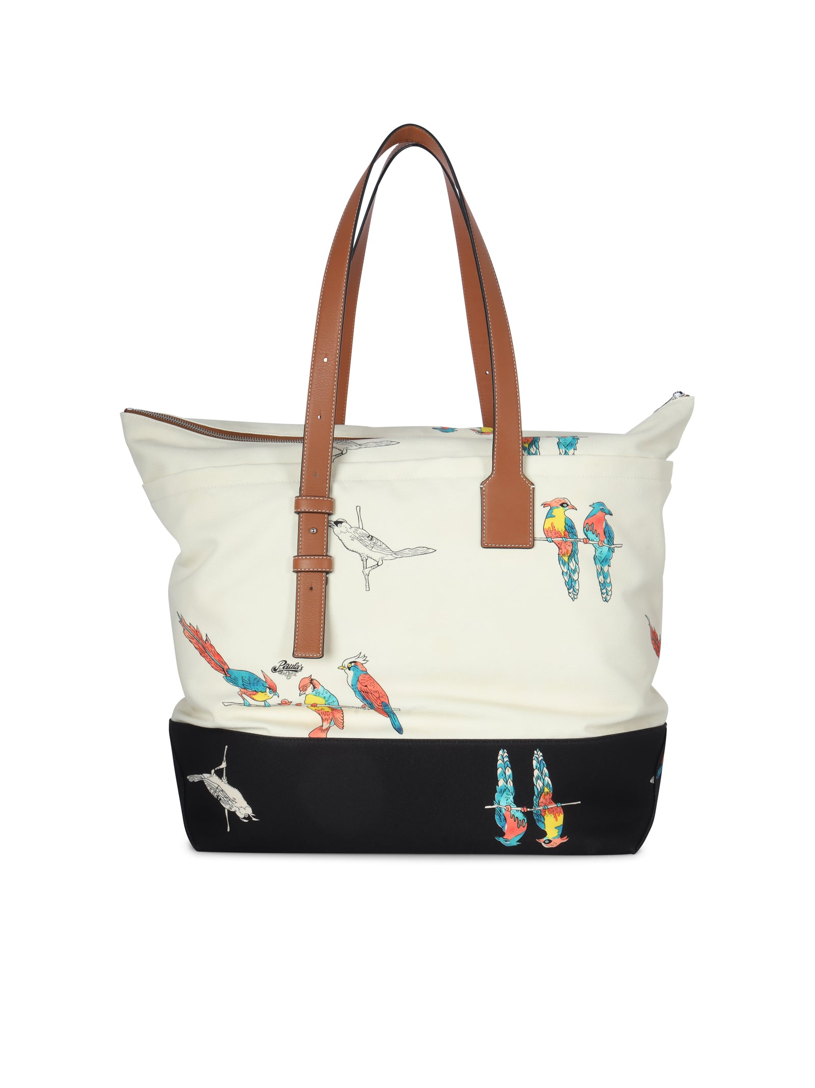 Tote bag Paula`s Ibiza with print