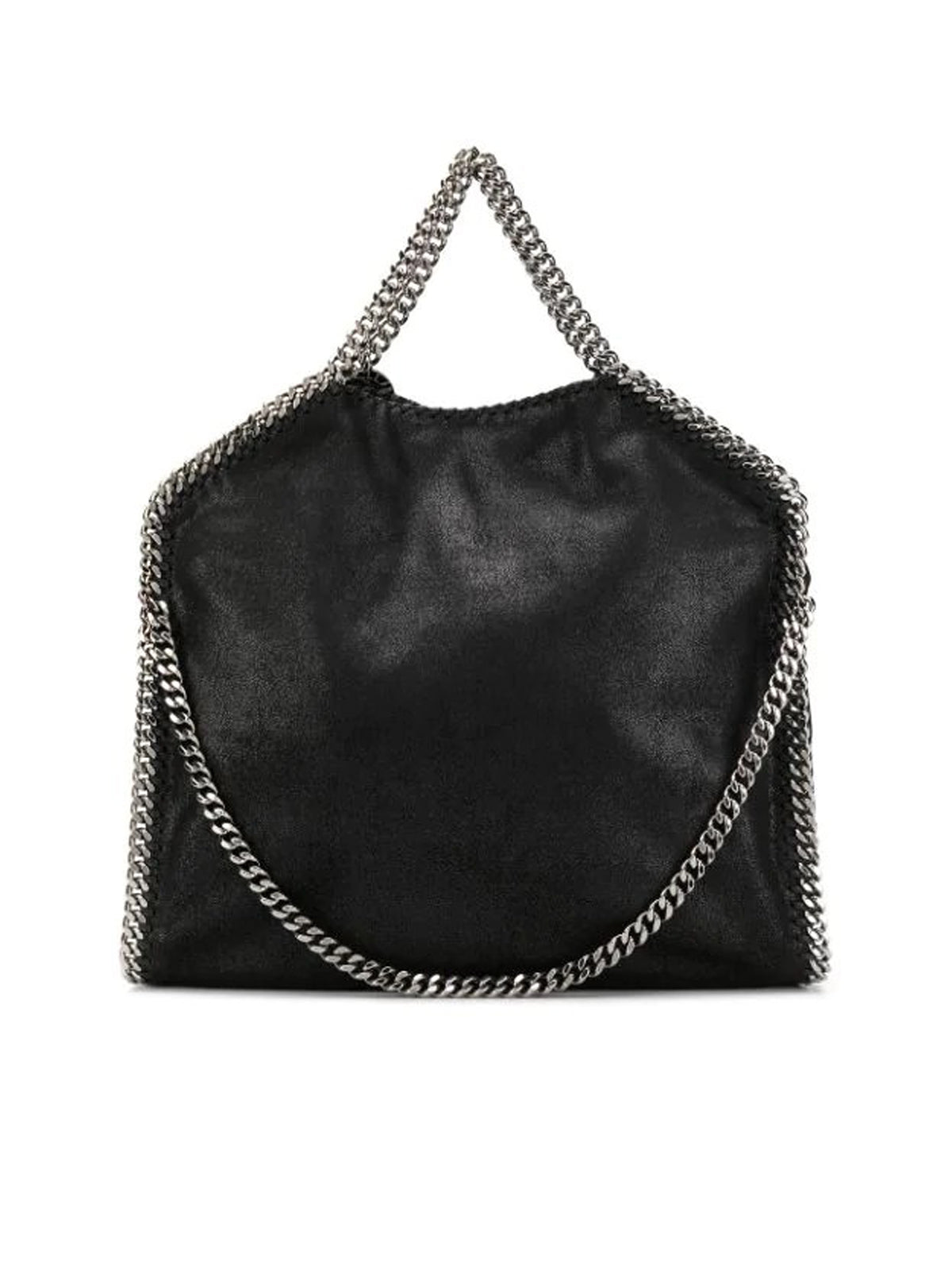 3 CHAIN FALABELLA SHAGGY DEER BAG