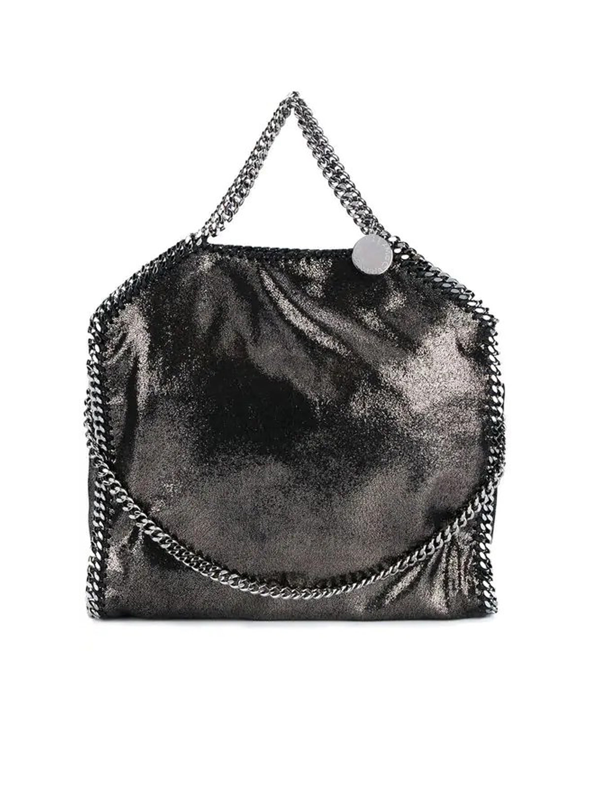 FALABELLA BAG IN SUEDE WITH 3 CHAINS