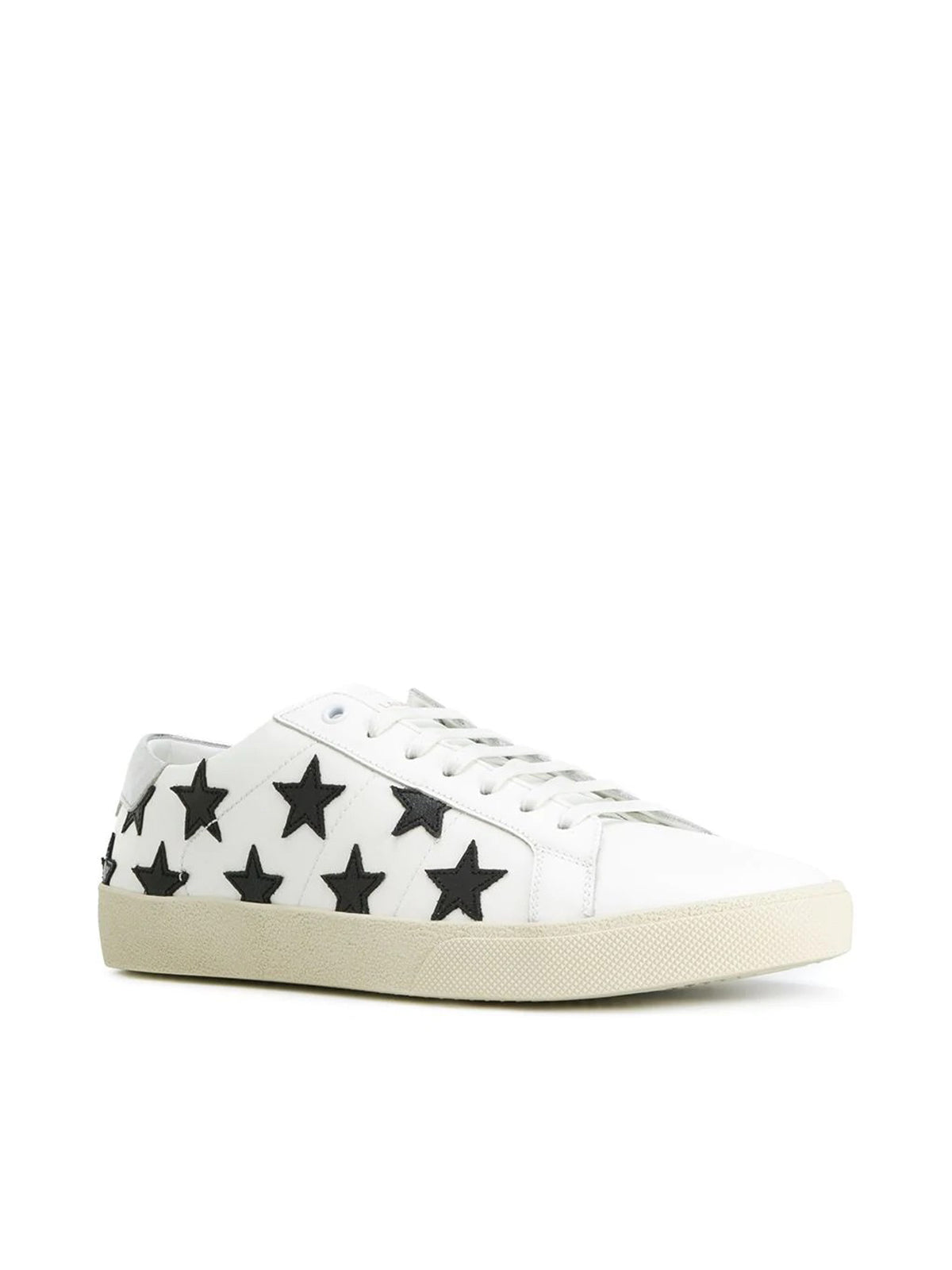 LOW SNEAKERS WITH STARS