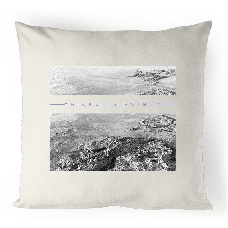 Bayside Luxe - Ricketts Point 100% Linen Cushion Cover - Baysideluxe