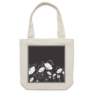 Bayside Luxe - Happiness - Canvas Tote Bag - Baysideluxe