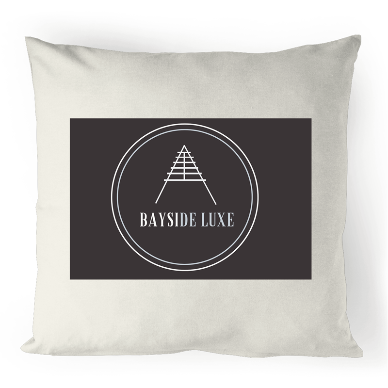 Bayside Luxe 100% Linen Cushion Cover - Baysideluxe