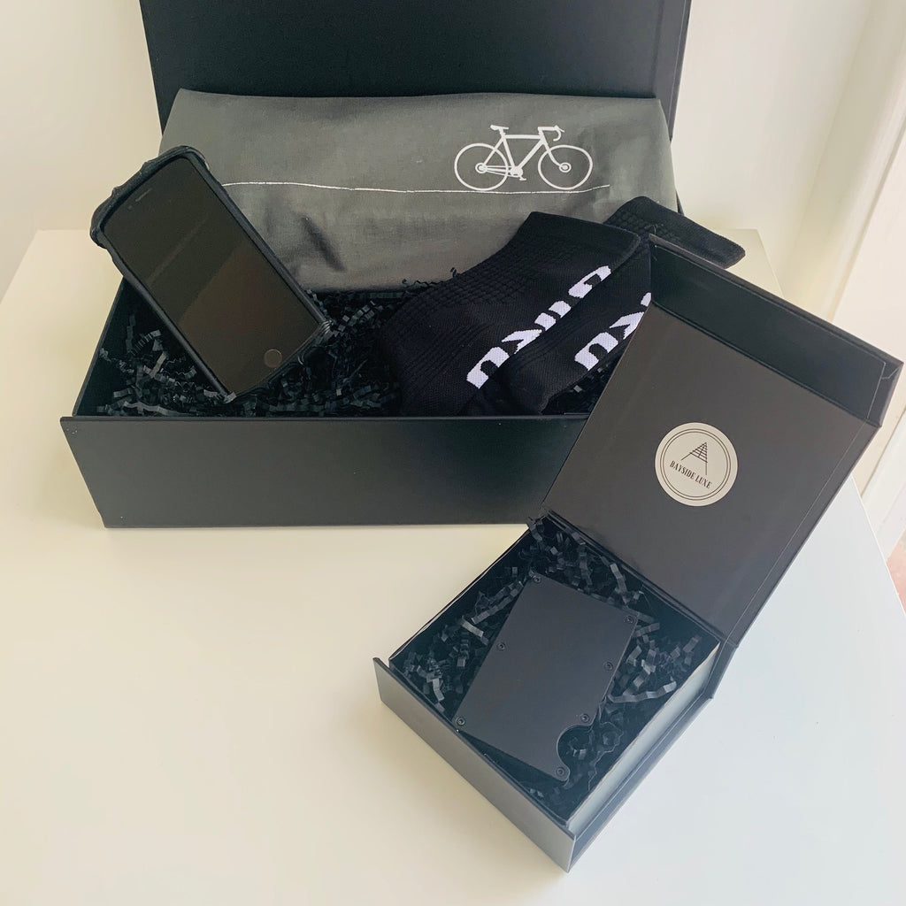 Bayside Gifts - Cycle and Celebrate Gift Box - Baysideluxe