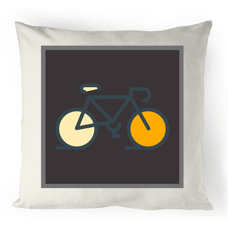 Bayside Cycle - Modern - 100% Linen Cushion Cover - Baysideluxe