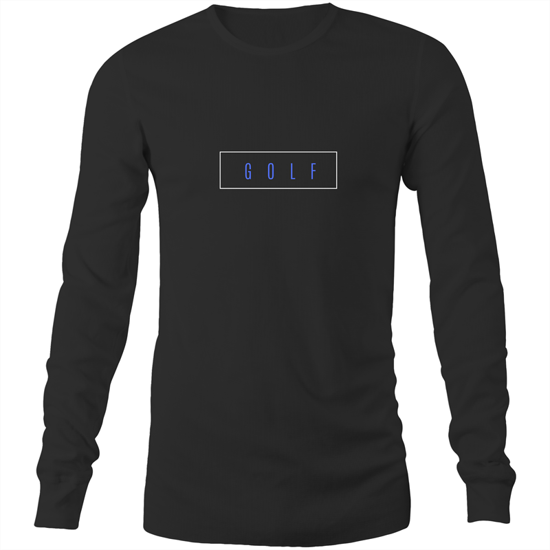 Golf - Mens Long Sleeve T-Shirt - Baysideluxe