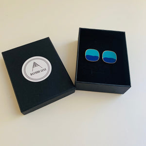 Bayside Jewellery - Blue Waters Earrings - Baysideluxe