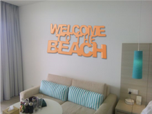 Load image into Gallery viewer, Outdoor Beach Sign -  Indoor Beach Sign - Beach House Sign | 5g Designs - 5g Designs