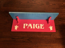 Load image into Gallery viewer, Kids Shelf - Personalized Name Shelf | 5g Designs - 5g Designs