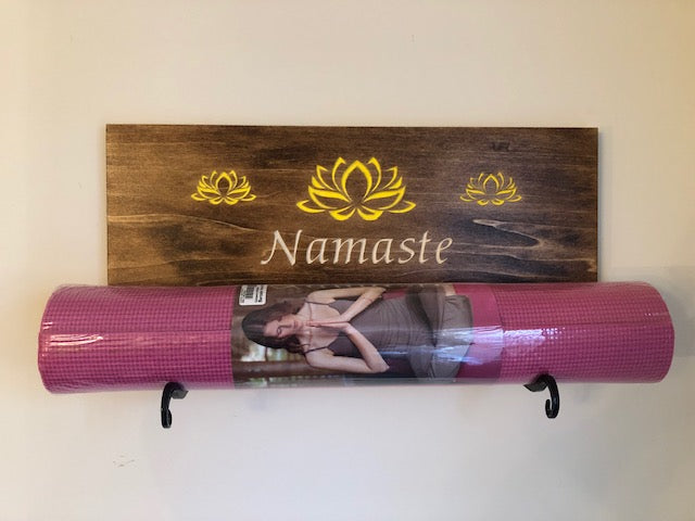 Yoga Mat Holder - Perfect Yoga Gift | 5g Designs - 5g Designs