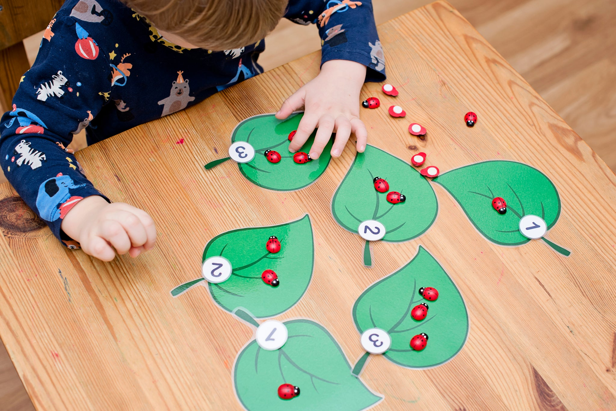 Counting Game For Childhood Early Development
