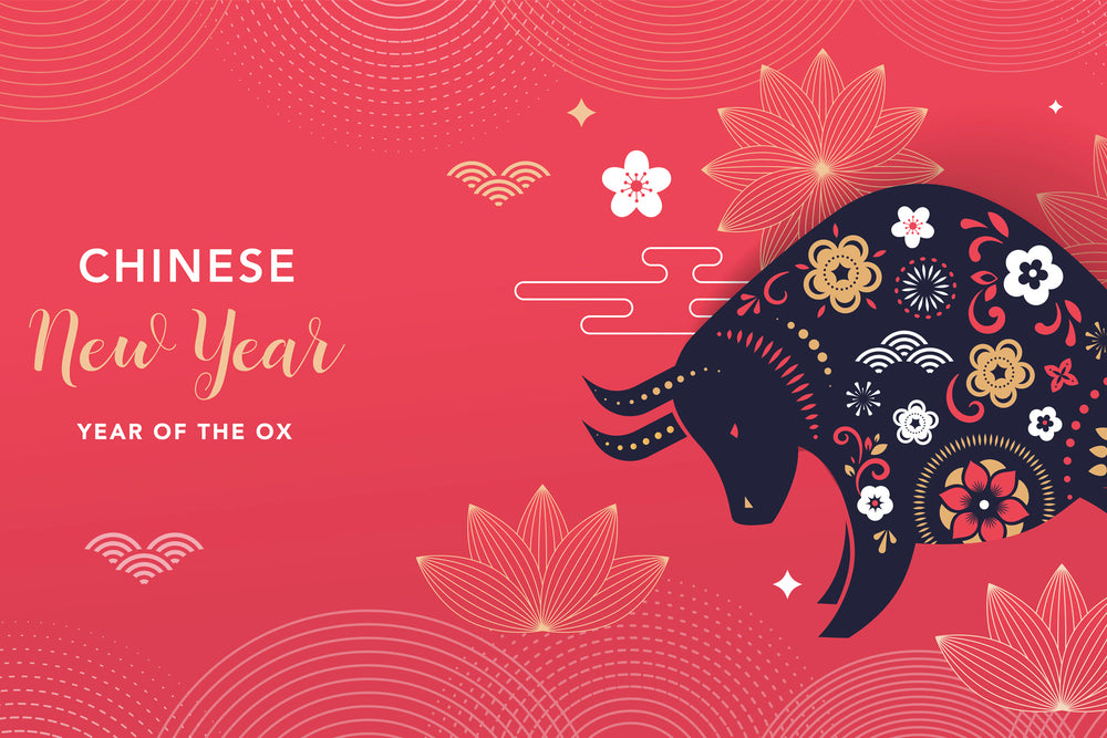 Chinese New Year 2021 Gen Woo