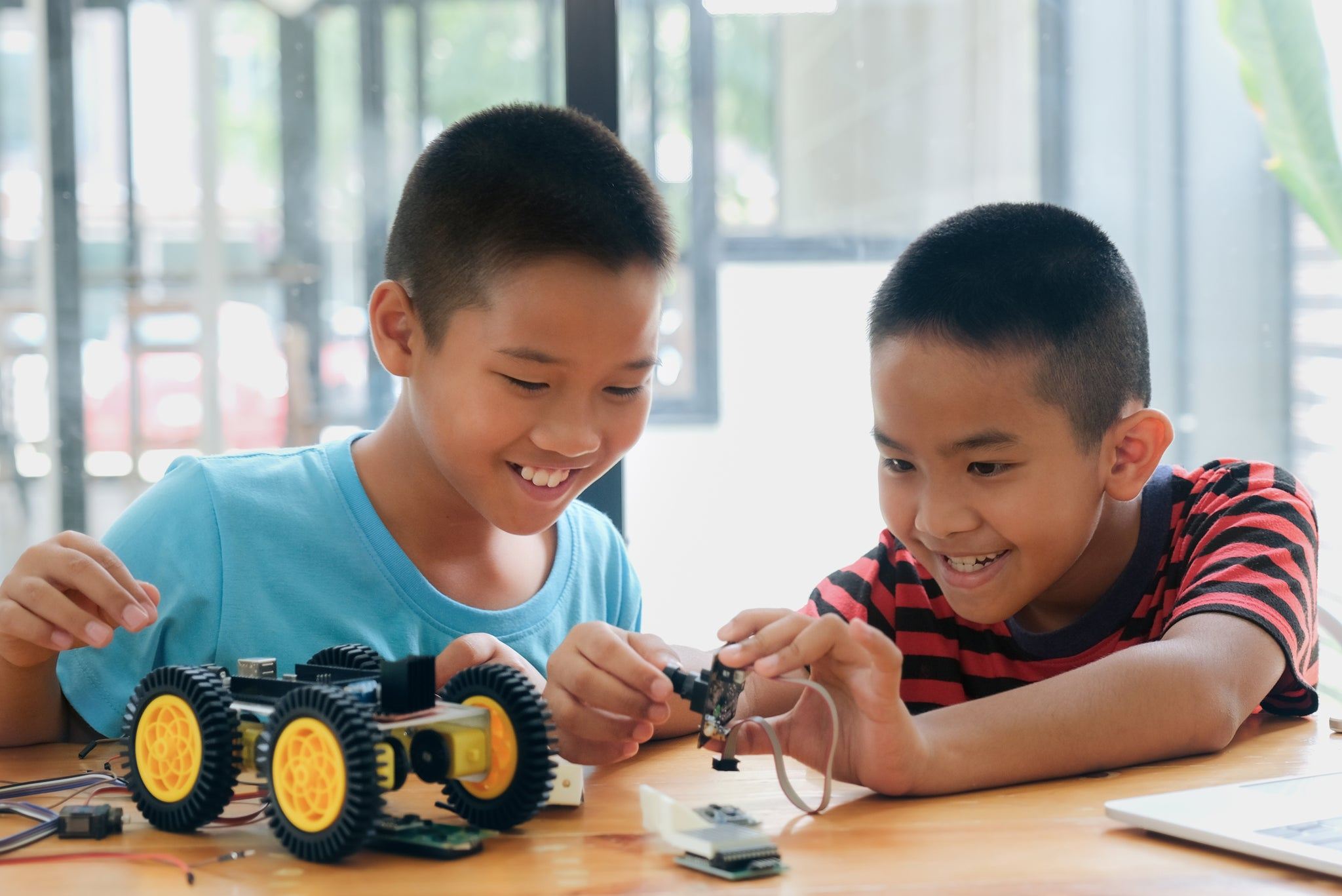 Lego Robotics For Early Childhood Development