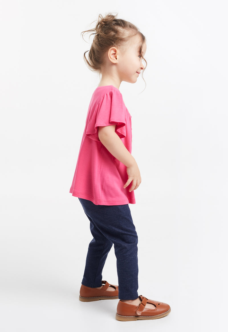 Gen Woo Baby Girl Denim Basic Jegging for The Jersey Shop Singapore