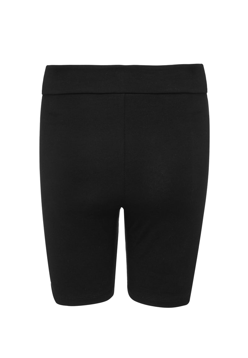Gen Woo Ladies Black Cycling Shorts Fits Sizes UK 8 to UK 16 from The Jersey Shop Singapore